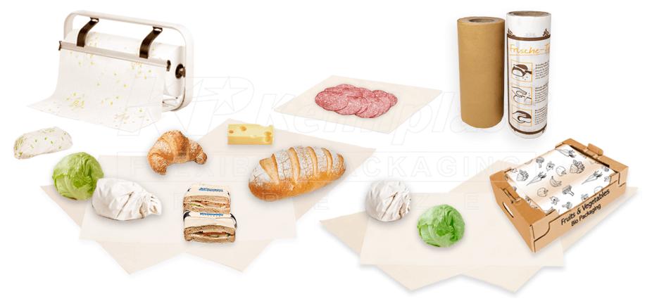 paper rolls - Kemiplast