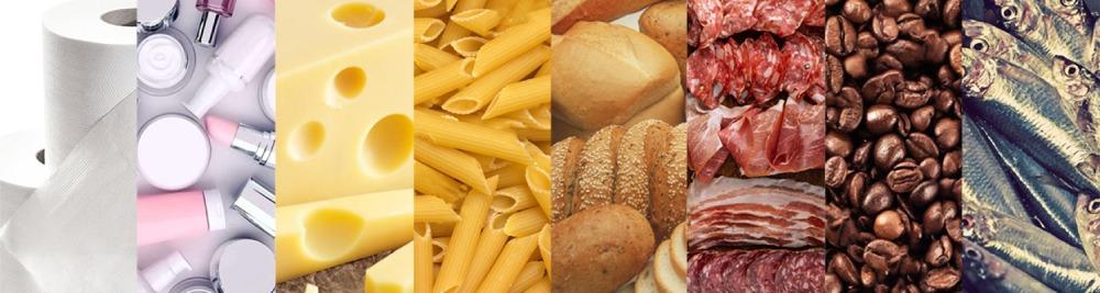 Confezionamento Prodotti Alimentari - Kemiplast