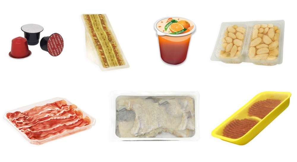 Laminated Film and Coextruded Film For Tray and Containers Thermosealing