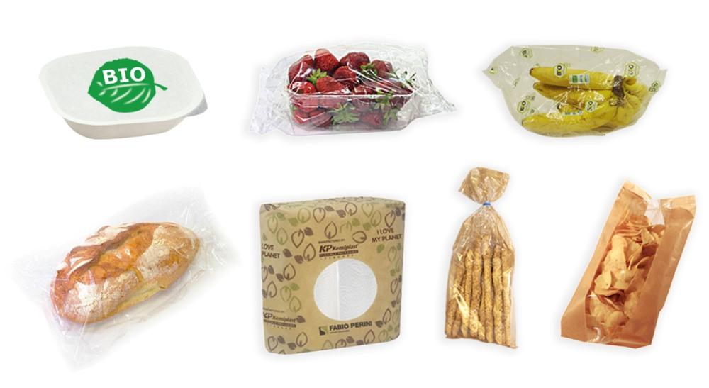 Film Biodegradabile e Compostabile per il Confezionamento - Kemiplast