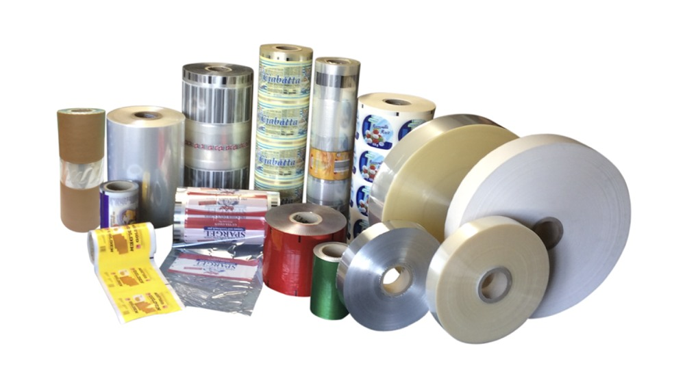 Recyclable Packaging Film  For Food and Technical Products Packaging