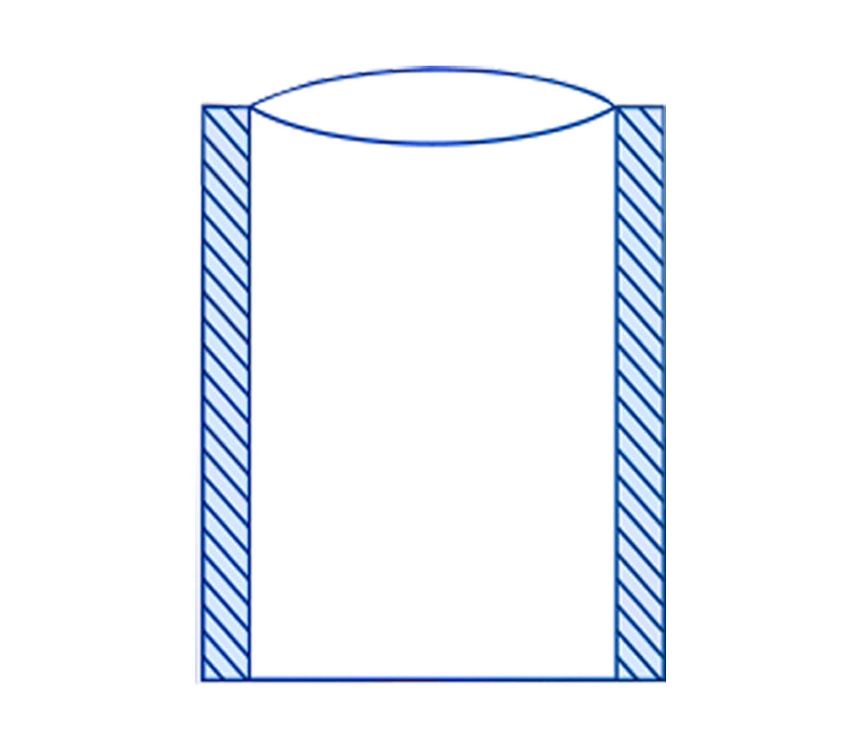 Busta con saldature laterali - Kemiplast