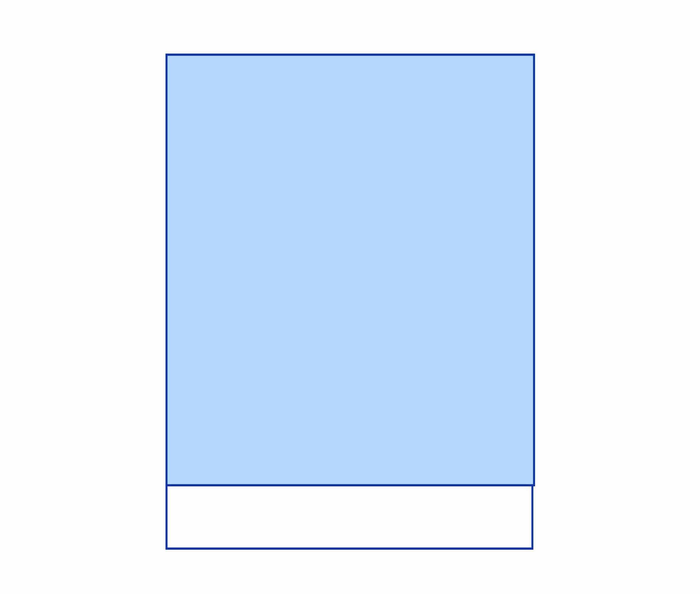 Busta con finestra frontale - Kemiplast