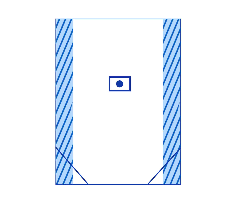 Busta con valvola - Kemiplast