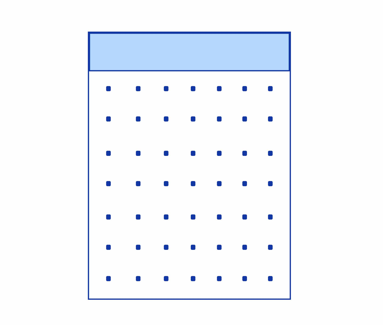 Busta microforata - Kemiplast