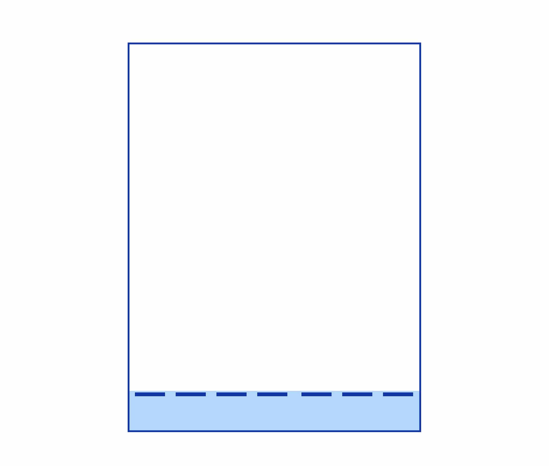 Busta con soffietto sul fondo - Kemiplast
